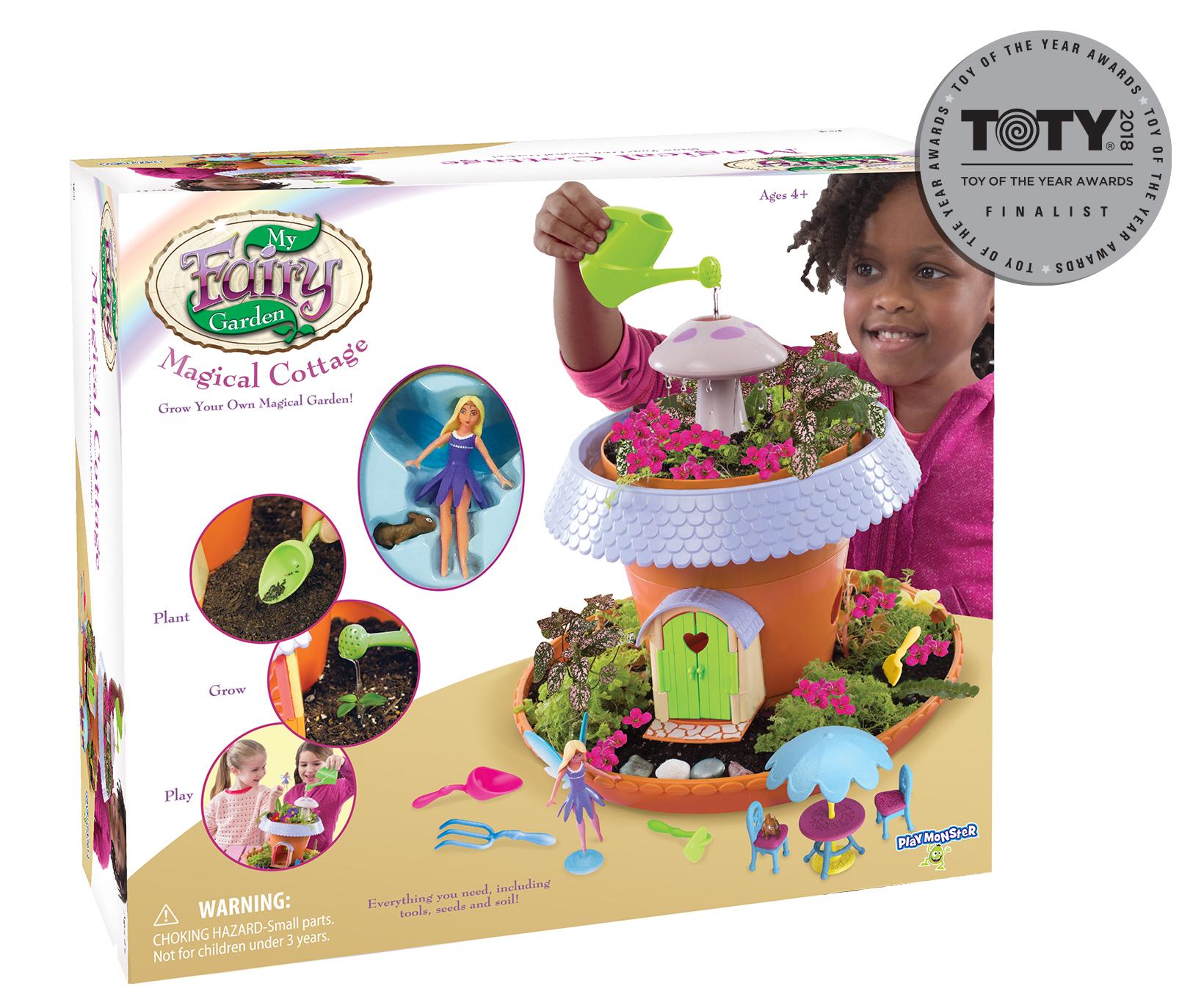 My Fairy Garden Magical Cottage Playmonster