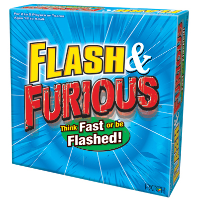 Flash & Furious® picture
