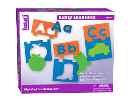 Alphabet Puzzle Boards picture