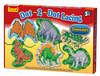 Dot 2 Dot Lacing™ Dinosaurs