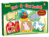 Dot 2 Dot Lacing™ Farm Animals