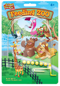 Finger Flickin'™ Games Feeding Zoo™