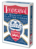Imperial® Poker Playing Cards  Blue Deck