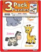 3 Pack Puzzles Set 8