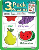 3 Pack Puzzles Set 1