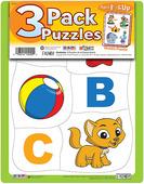 3 Pack Puzzles Set 5