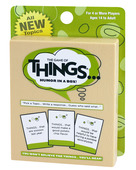 The Game of THINGS...® Travel/Expansion Pack