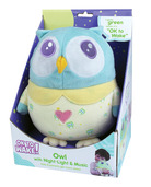 OK to Wake!® Owl with Night-Light and Music