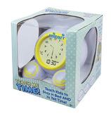 Teach Me Time!® Talking Alarm Clock & Night-Light