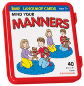 Mind Your Manners Language Cards