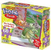PuzzlePatch® Fairytale Puzzle The Tortoise and the Hare