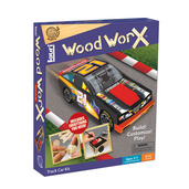 Wood WorX® Track Car Kit
