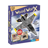 Wood WorX® Jet Fighter Kit