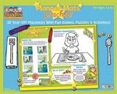 Blunders® Preschool Manner Mats™