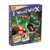 Wood WorX® T-Rex Dinosaur Kit