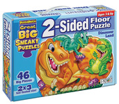 Sneaky Puzzles® Dinosaur Land™