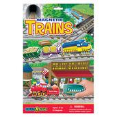 Create A Scene™ Magnetic Trains™