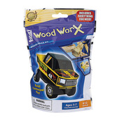 Wood WorX® Monster Truck Kit