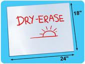 2-Sided Dry-Erase Board