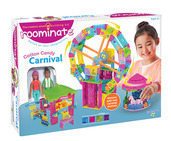 Roominate® Cotton Candy Carnival