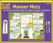 Blunders® Manner Mats™