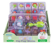 Mirari® ABC Flip Flop™ Blocks
