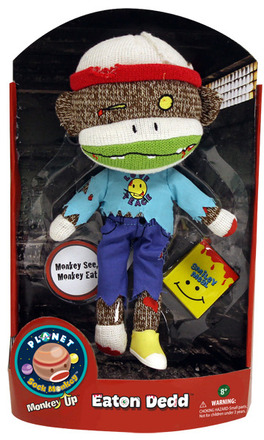 Planet Sock Monkey® Eaton Dedd® picture