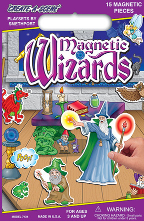 Create A Scene™ Magnetic Wizards™ picture