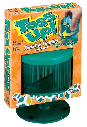 Toss Up!® - Twist & Tumble Dice Game™