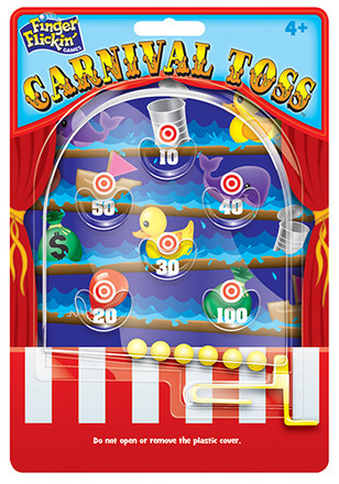 Finger Flickin'™ Games Carnival Toss™ picture