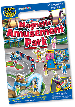 Create A Scene™ Magnetic Amusement Park™ picture