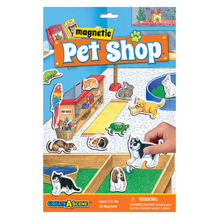 Create A Scene™ Magnetic Pet Shop™ picture
