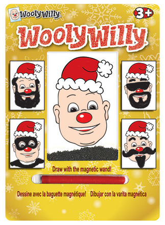 Wooly Willy® Christmas picture