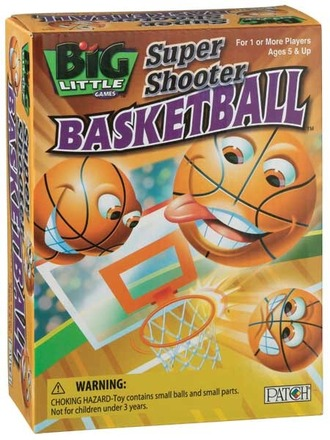Big Little Games™ Super Shooter Basketball™
