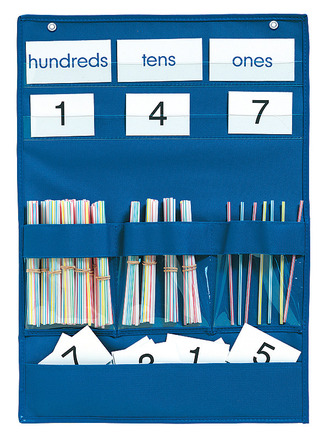 Counting Pocket Chart picture