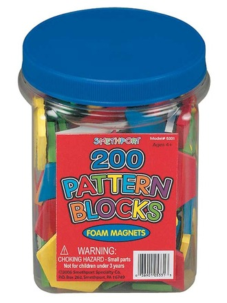 Pattern Blocks picture