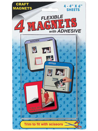 Flexible Magnet Sheets picture
