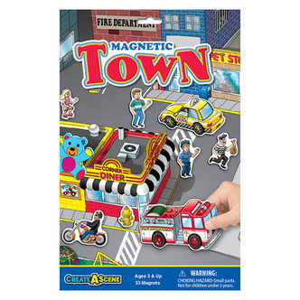 Create A Scene™ Magnetic Town™ picture