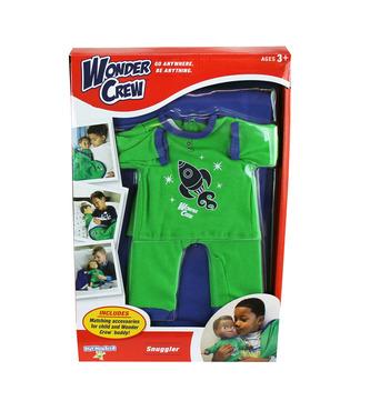 Wonder Crew® Adventure Pack Snuggler picture