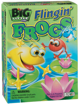 Big Little Games™ Flingin' Frogs™ picture