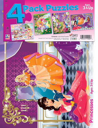 4-Pack Puzzles picture