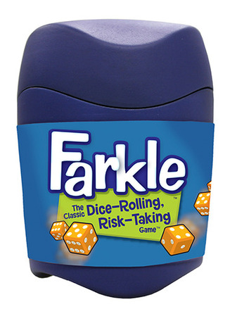 Farkle Dice Cup picture
