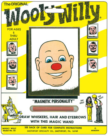 Original Wooly Willy® picture