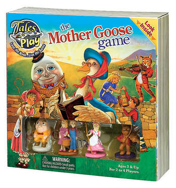 The Mother Goose Game picture