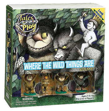 Where the Wild Things Are Game picture