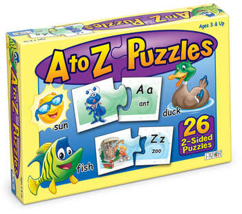 A to Z Puzzles&#8482; picture