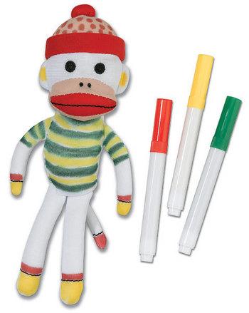 Sock Monkey Doodle Pal™ picture