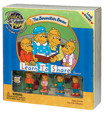 The Berenstain Bears&reg; Learn to Share&#8482; Game picture