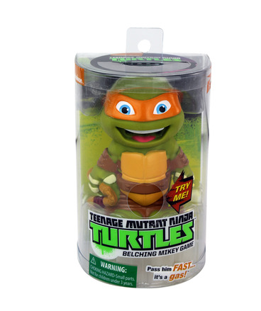 TMNT® Belching Mikey Game picture