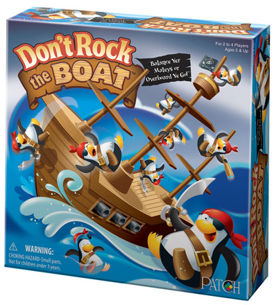 Don't Rock the Boat™ picture